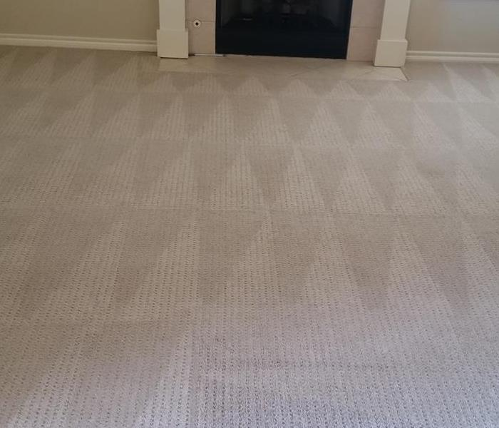 Before Cleaning Carpet After