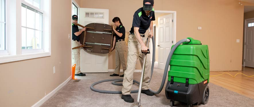 Broken Arrow, OK residential restoration cleaning